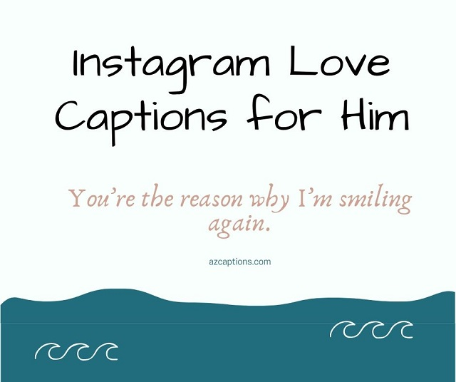 Instagram Love Captions for Him