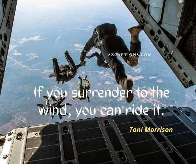Skydiving Quotes for Instagram