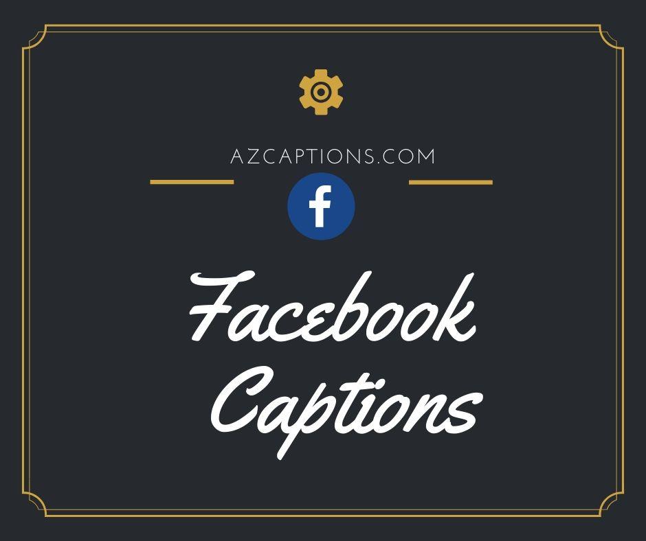 Facebook Captions